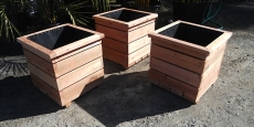Bamboo Planters 2x2